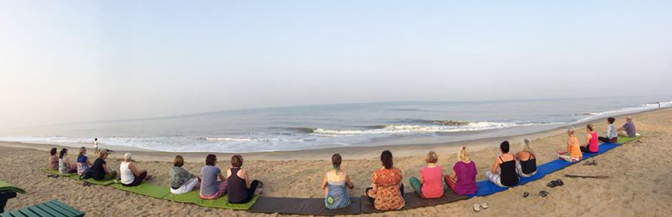 stop feeling stressed and frustrated, start being successful and prosperous. Bootcamp at cherai-beach-kerala